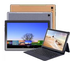 10.1 Inch HD Tablet WIFI 4G-LTE Android 8.0 Pad 3+32G SIM GPS Dual SIM +Keyboard
