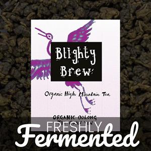 Certified Organic Blighty Brew Oolong Tie Guan Yin