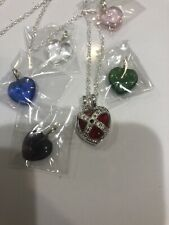 Pendant Interchangeable jewelry Heart 6 Centers New