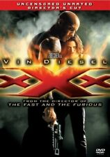 xXx New Sealed 2 Dvd Uncensored Unrated Director's Cut Vin Diesel