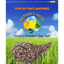Hickory Smoked Sea Salt 100 Grams Refill