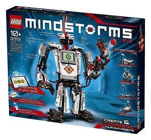 LEGO 31313 Mindstorms EV3 - NEU&OVP Roboter Bau Set