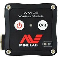 Minelab Wm 08 Wireless Audio Module for Equinox Series Metal Detectors 3011-0371