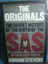 Secret History of the SAS HB New