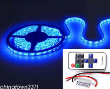 Blue LED Boat Light Deck Waterproof 12v Bow Trailer Pontoon Lights Kit Marine