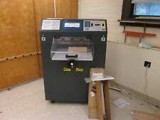 Challenge Titan 200 Bc Full Power 20 Inch Paper Cutter Clean Machine 2015