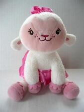 "Disney Doc McStuffins Lambie Lamb Pink Tutu Plush Stuffed Animal Doll Toy 7"""
