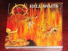 Slayer: Hell Awaits CD 2004 Metal Blade Records Germany 3984-14031-0 Digipak NEW