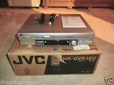 JVC hr-dvs3 MiniDV/VHS VCR Combinaison à NEUF dans sa boîte, sans FB, 2j. Garantie