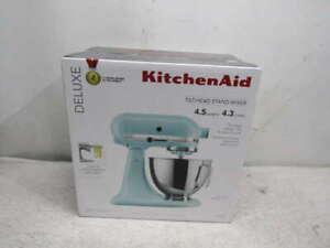 KitchenAid Classic 4.5 Quart Tilt Head Stand Mixer Mineral Water