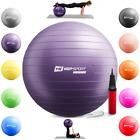 Hop-Sport Gymnastikball inkl. Ballpumpe 45 55 65 75 85cm Fitnessball Aerobik <br/> Maximalbelastbarkeit bis 100kg, verschiedene Farben