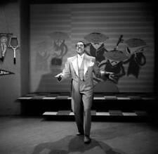 OLD CBS TV PHOTO The Eddie Albert Show Variety Program with Cab Calloway 1953 2