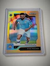 2019-20 Kyle Walker Orange Prizm Panini Premier League Manchester City /25