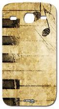 CUSTODIA COVER CASE TASTIERA PIANO NOTA PER SAMSUNG GALAXY S3 NEO i9301