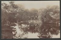 Postcard Wareham near Poole Dorset early view of River Frome RP