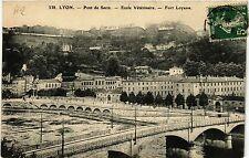CPA LYON Pont de Serin Ecole Veterinaire - For Loyasse (461296)