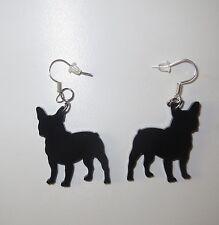 Französisch French Bulldog  OHRRINGE EARRINGS FBC