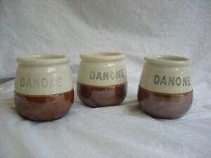 Ancien Pot Yaourt, DANONE Publicité Alimentaire