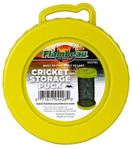 Flambeau 6057BC Cricket Storage Puck