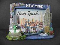 New York Bilderrahmen Freiheitsstatue picture frame 20 cm mit Fehler