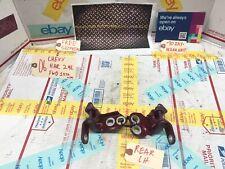 06-11 CHEVY HHR REAR LEFT DOOR HINGE HINGES (set) RED OE!