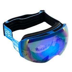 Winter Outdoor Ski Goggles Anti-UV Double-Layer Lens Eyewear For Snowboad