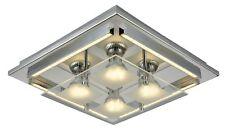 LED Deckenleuchte Deckenlampe GU10 Wohnzimmer Lampe Esto Teresa 742029