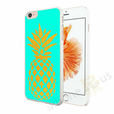 Pineapple Hard Case Cover For Various Mobile Phones iPhone Samsung OD78-4