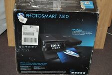 BRAND NEW HP PHOTOSMART 7510 ALL-IN-ONE PRINT COPY SCAN eFax WIRELESS PRINTER