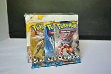 Pokemon TCG Sun and Moon 3 for 10$ Booster Pack Deal!!!