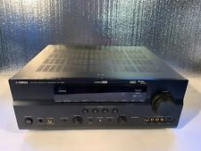 Yamaha RX-V661 Home Theater Surround AV Receiver HDMI 7.1 Chanel Working