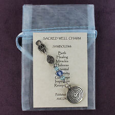 SACRED WELL CHARM Amulet Talisman Symbol Sign Magick Spell Creativity Holy Water
