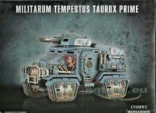 TAUROX PRIME ASTRA MILITARUM TEMPESTUS Games Workshop Warhammer 40K-Lo Cost+FAST