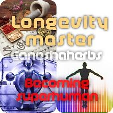 LONGEVITY MASTER FORMULA 28 CHINESE TONIC HERBAL 20:1 EXTRACTS 1 LB.  ANTI-AGING