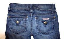 Hudson Womens Boot Cut Jeans Size 28/30 Blue Denim Boot Cut DD347