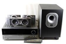Harman Kardon AVR 130 5.1 Dolby Digital Verstärker mit JBL Lautsprecher