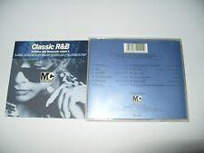 Classic R & B Definitive r&b Mastercuts Volume 1 cd 1998 Ex Cond
