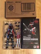 S.H.Figuarts SHF KAMEN RIDER GHOST Musashi Damashii US Seller