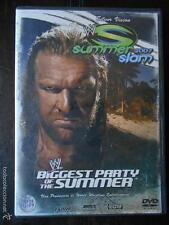 DVD SUMMER SLAM 2007 - BIGGEST PARTY OF THE SUMMER (5J)