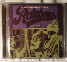 2 CDs: The Marc Bolan and T.Rex Remasters - Live 1977 (1997, Chronicles) Agora