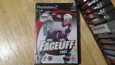 NHL FaceOff 2003 - PS2 - !NEW!