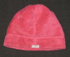 99aea99c51a COLUMBIA PINK FLEECE BEANIE WINTER HAT GIRL S TODDLER OS ONE SIZE