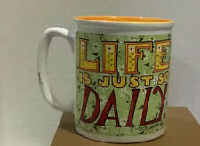Life Is Just So Daily Coffee Mug By Mary Engelbreit - C2