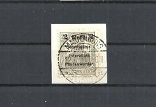 Marienwerder, 1920 Michelnummer: 23 A I a o, gestempelt o, Katalogwert € 25,00