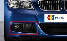BMW e90 e91 08-11 M Sport Nuovo Anteriore O/S Destro Paraurti ABBASSARE Griglia + Nebbia Supporto