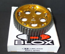 Gold Blox Racing Adjustable Cam Shaft Gear Lancer EVO 4 5 6 7 8 9 4G63 DSM 4G63T