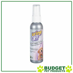 Urine Off Odour And Stain Remover For Dogs And Puppies 118ml