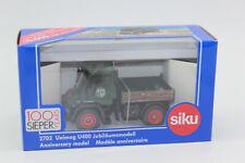 Siku 2702 Unimog U 400 Anniversary Model 1:50 New Original Packaging