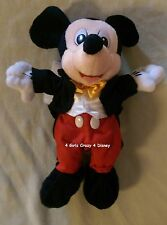 Disneyland Mickey Park Costume Beanie with tag retired Vintage 2000
