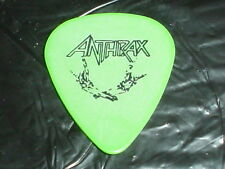 Anthrax Skeleton Logo & Scott Ian Signature Guitar Pick From 1996 PanterA Tour